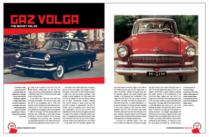 Cars of the Soviet Union pages 120 to 121