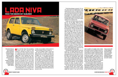 Cars of the Soviet Union pages 186 to 187