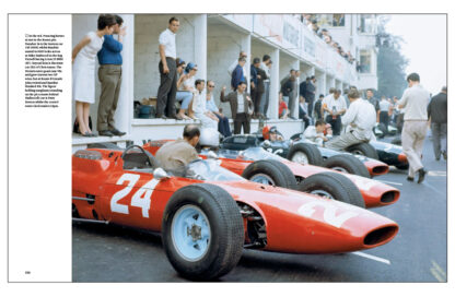 Formula 1 in Camera 1960–69 Volume 1 pages 104 to 105