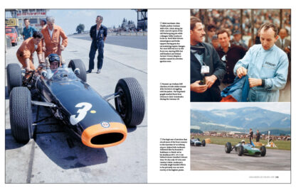 Formula 1 in Camera 1960–69 Volume 1 pages 112 to 113