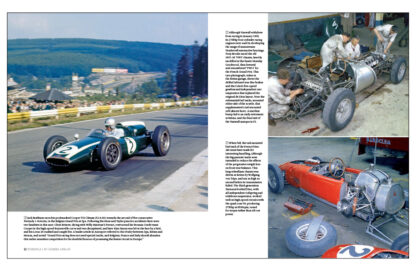 Formula 1 in Camera 1960–69 Volume 1 pages 12 to 13