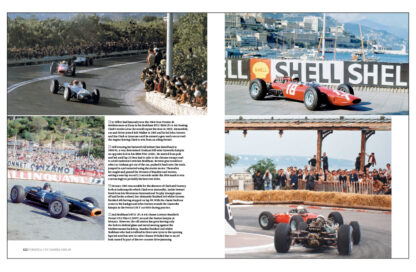 Formula 1 in Camera 1960–69 Volume 1 pages 122 to 123