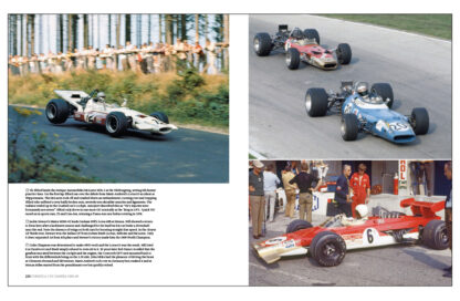 Formula 1 in Camera 1960–69 Volume 1 pages 226 to 227