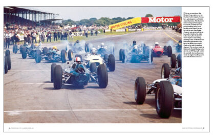 Formula 1 in Camera 1960–69 Volume 1 pages 84 to 85