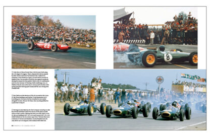 Formula 1 in Camera 1960–69 Volume 1 pages 90 to 91