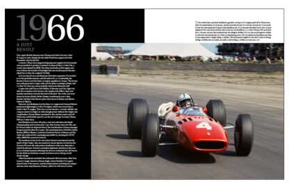 Formula 1 in Camera 1960–69 Volume 2 pages 142 to 143