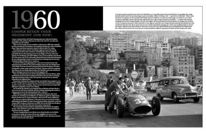 Formula 1 in Camera 1960–69 Volume 2 pages 8 to 9