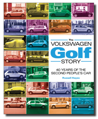 Volkswagen Golf Story front cover