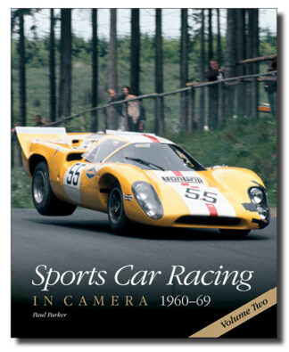 Sports Car Racing in Camera 1960–69 Volume 2 front cover