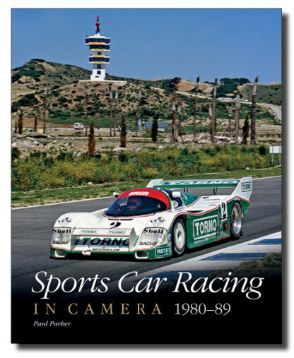 Sports Car Racing in Camera 1980–89 front cover