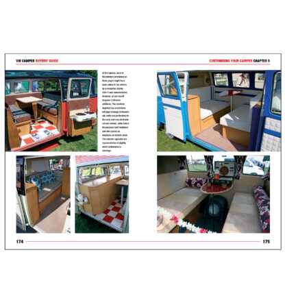 VW Camper Buyers' Guide pages 175 to 175