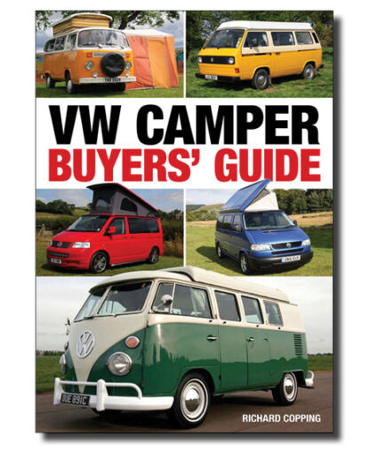 VW Camper Buyers' Guide front cover