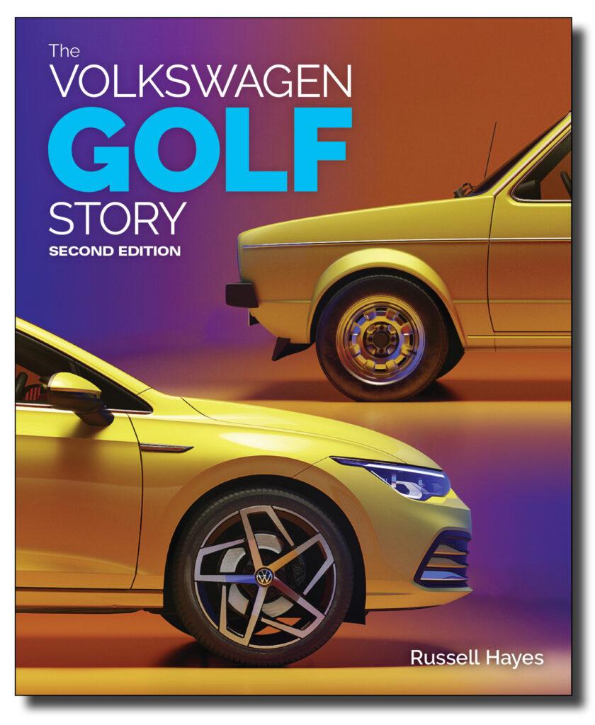 9781838299101 Volkswagen Golf Story, Second Edition